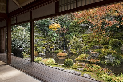 een japanse tuin ontwerpen japanse
